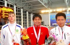 Vietnam records 11 gold medals on 2nd day of AIG