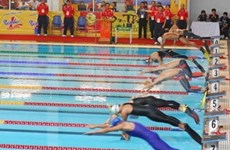 Fin swimming bags 1 more gold for Vietnam