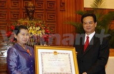 VN set to reinforce practical ties with Cambodia