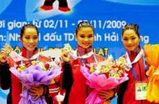 AIG tally: Vietnam ranks second with 24 golds