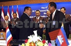 Thailand, Cambodia set up direct line of communications