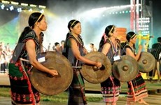 International gong festival begins