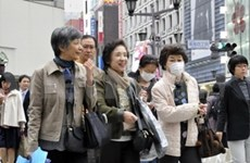 Japan's GDP grows by 4.8 percent in Jul.-Sept. period