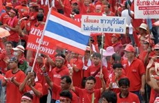 Thailand to expand Internal Security Act in Bangkok