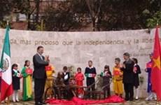 Party delegation visit Mexico