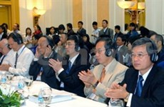 Cooperation for security, development in East Sea discussed
