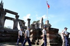 Cambodia, Thailand pledge to maintain peace