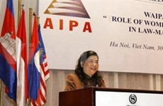ASEAN female parliamentarians talk gender issues