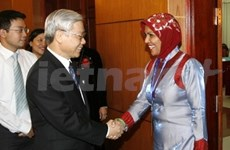 VN pledges support for protection of women's rights