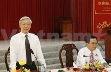 NA Chairman urges Hau Giang to accelerate industrialisation