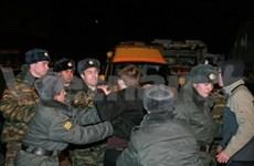 Condolences to Russia over deadly fire