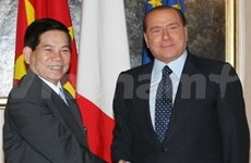 Vietnam, Italy ink tourism, development agreements