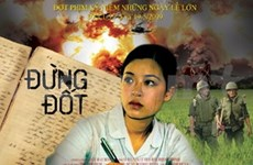 War film wins Golden Lotus prize