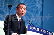 UN climate summit opens in Copenhagen