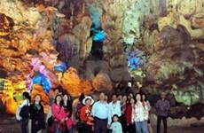 Ha Long Bay's 15th anniversary marked