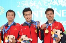 Golden day for second-place Vietnam