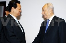 PM Dung meets Australian, Israeli leaders