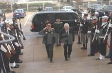VN, US target stronger defence cooperation