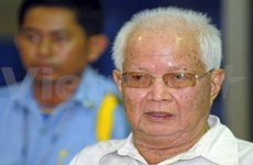 Another ex-Khmer Rouge leader faces genocide charge
