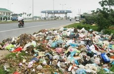 Nation outlines long-term strategy on solid waste