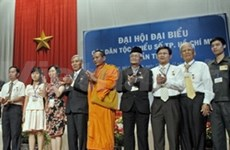 HCM City holds first ethnic minority congress