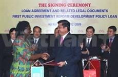 WB lends 500 million USD to Vietnam