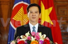 PM Dung vows success on eve of ASEAN presidency