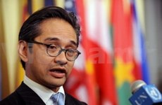 Indonesia vows to build ASEAN Community