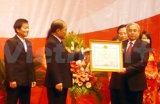 Science-tech highlighted in national development