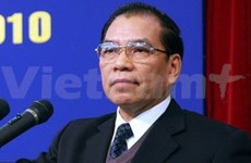 Party chief highlights mass mobilisation work