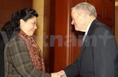 US senator welcomed in Vietnam