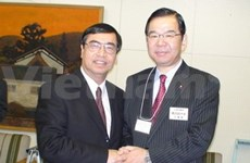 VN attends Japanese Communist Party's congress