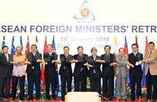 ASEAN ministerial meetings wrap up in Da Nang