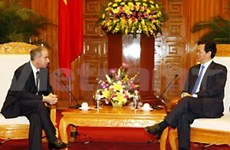 Vietnam wishes to boost ties with Algeria