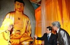 Work starts on world's biggest jade statue of Buddha