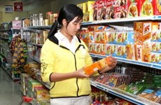 Hanoi's CPI up 1.30 percent in January