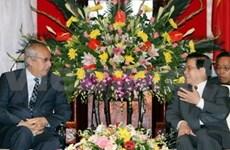 Vietnam wishes to strengthen ties with Algeria