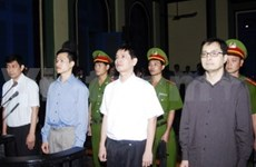 Four jailed for trying to overthrow State