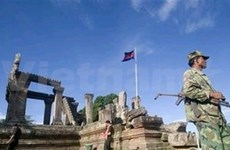 Clash breaks out at Cambodia-Thailand border area