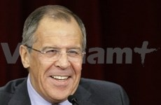Russian FM talks ties with Vietnam
