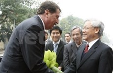 Vietnam, Slovakia agree to boost legislative ties