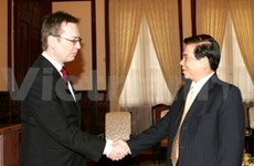 President welcomes more Czech investors to Vietnam