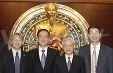Vietnam values ties with China, says NA Chairman