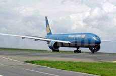 Vietnam Airlines launches Hanoi-Yangon air route