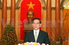 State President extends New Year greetings to people