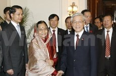 NA leader emphasises important ties with India