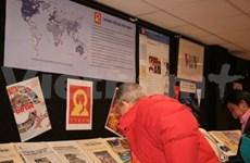 Vietnam Spring Newspaper Festival opens in France