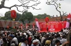 Poetry festival opens to celebrate Hanoi's birthday