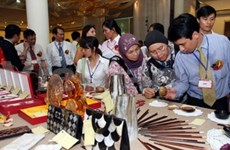 VN's first-ever int'l craft fair to open in HCM City