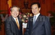 RoK ambassador lauded for lifting bilateral ties